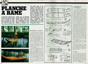 Une planche à rame Paddle - Tuto - SystemeD magazine