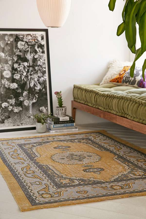 Pépites Urban Outfitters P'tit building - tapis salma - Urban Outfitters