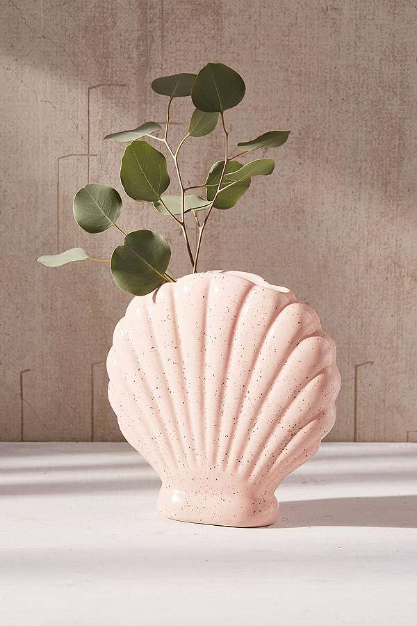 Pépites Urban Outfitters P'tit building - Vase coquillage - Urban Outfitters