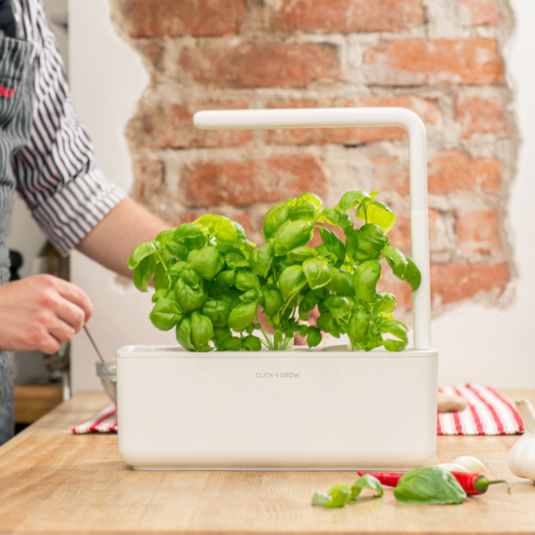 15 pépites pour son papa - P'tit building - the smart garden 3 - click & grow