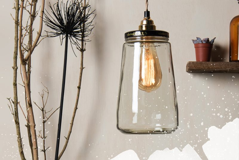 tendances salon Maison & Objet septembre 2017 - lampe - Rescued