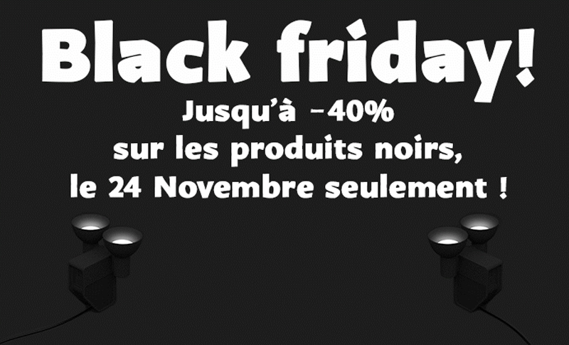 P'tit Building - black friday - moustache
